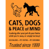 Cats, Dogs Peace of Mind